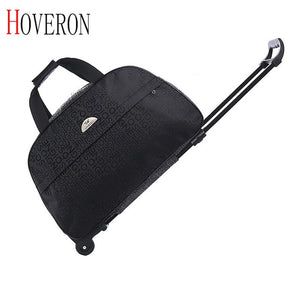 ,2019 New Fashion Waterproof Luggage Bag Thick Style Rolling Suitcase Trolley Luggage Women&Men Travel Bags Suitcase with Wheels,guiro,Zeinab Fashion.