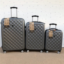 Load image into Gallery viewer,  - Stylish And Light Large Capacity, High Quality Size PC Rolling Luggage Spinner Brand Travel Suitcase - guiro - Zeinab Fashion