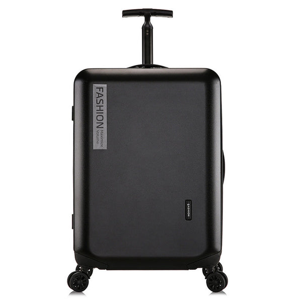 "- LEINASEN Popular fashion rolling luggage 18"" 20"" 22"" 24"" 26"" inch brand carry on box men travel suitcase women  trolley lugga - guiro - Zeinab Fashion"