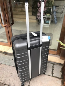 - high quality, large size, suitable for long-distance travel Ultra-light PC Rolling Luggage Spinner brand Travel Suitcase - guiro - Zeinab Fashion