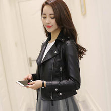 Load image into Gallery viewer, ,Plus Size Women Slim Fitness Autumn Jacket Turn-down Collar Style Female Outwear Coat Down Parka New Arrival,guiro,Zeinab Fashion.