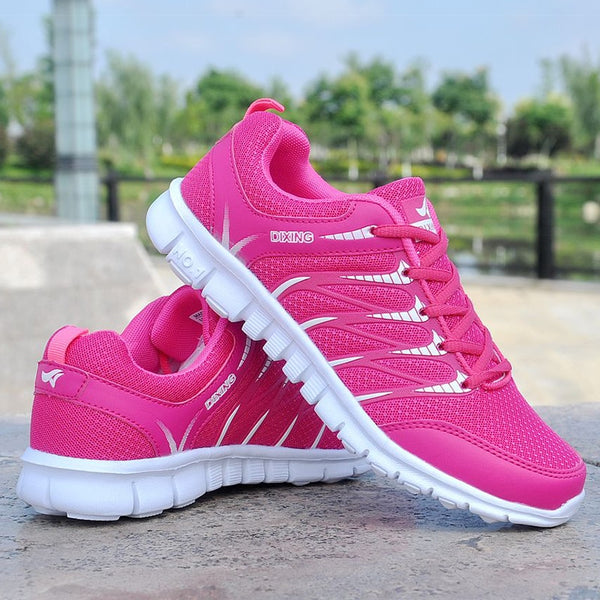 - Women Shoes  Light Women Sneakers  Women Casual Shoes Vulcanize Breathable Trainers White Sneakers - guiro - Zeinab Fashion