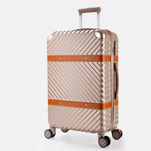 Load image into Gallery viewer, ,Business trolley case small medium and large suitcase female universal wheel retro passworde suitcase set,guiro,Zeinab Fashion.