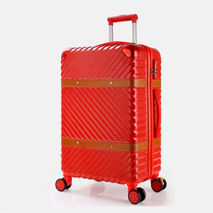 ,Business trolley case small medium and large suitcase female universal wheel retro passworde suitcase set,guiro,Zeinab Fashion.