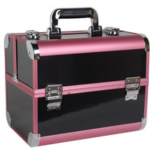 Load image into Gallery viewer, ,Portable Professional Trolley Cosmetic case Bag Suitcase For Makeup with wheels Large Capacity Women Box Nails Beauty Luggage,guiro,Zeinab Fashion.