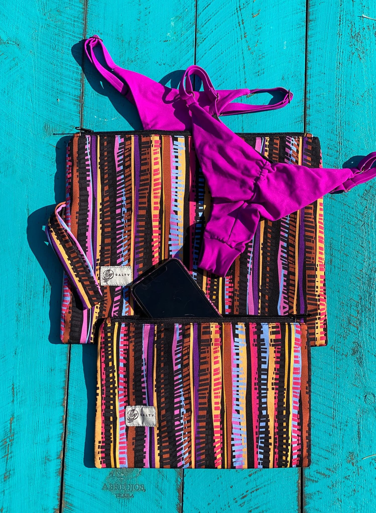 Bohemian Queen Bikini Bag