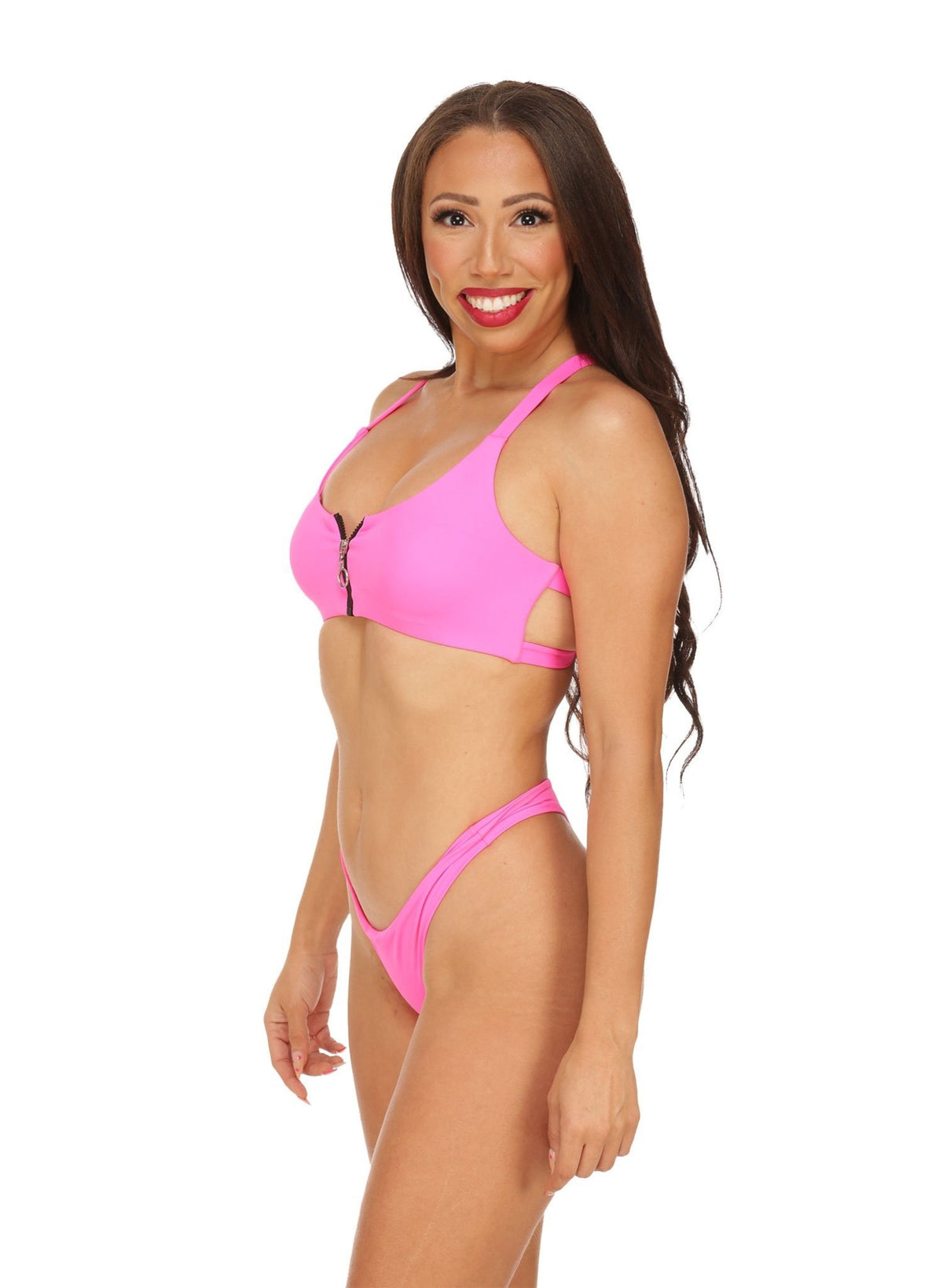 Byron Seamless Bottom - Neon Pinking of You
