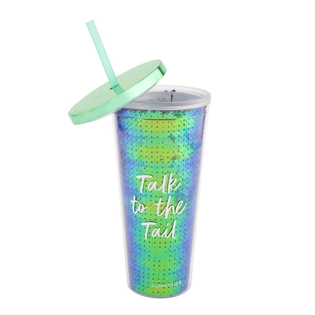 Mermaid Tumbler - Deep Sea - Salty Mermaid Swim