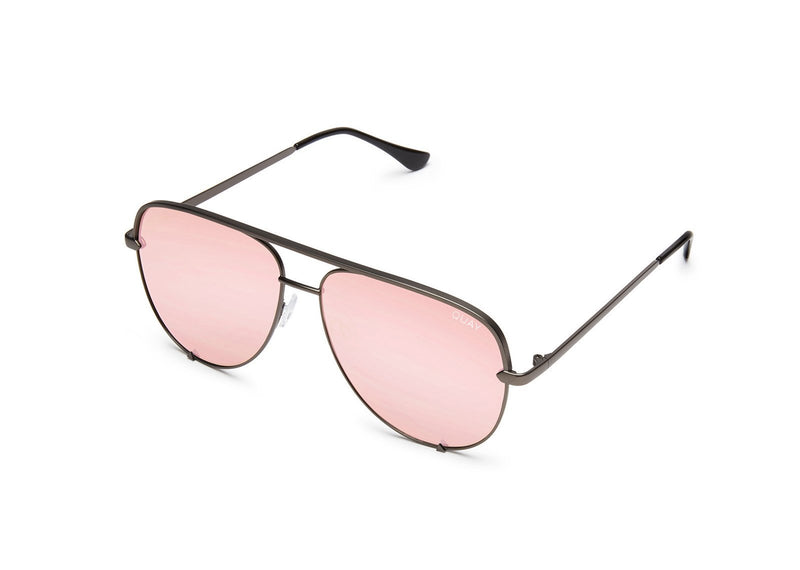 Quay High Key Mini Sunglasses - Salty Mermaid Swim