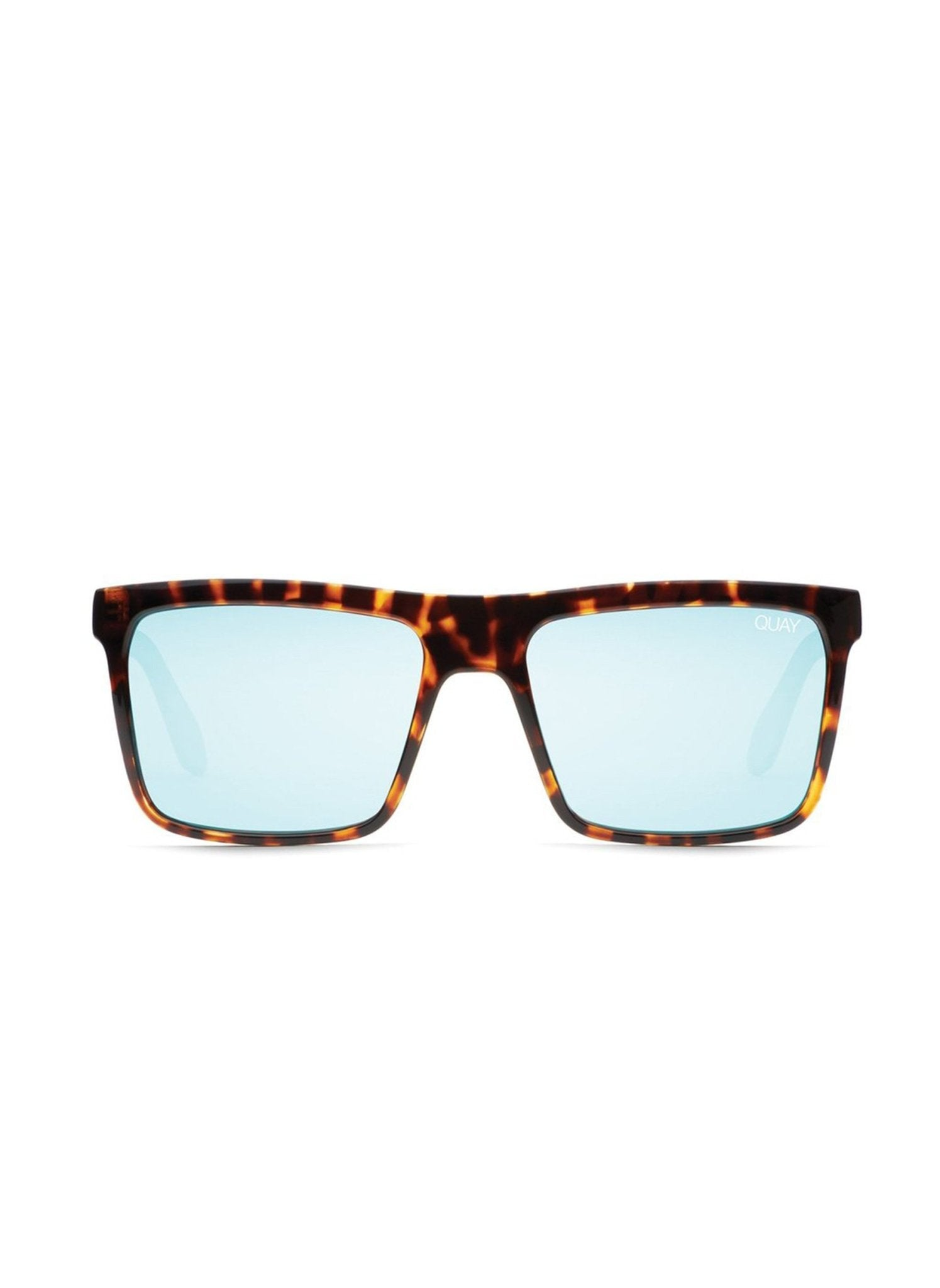 Quay Let It Run Sunglasses - Tortoise - Salty Mermaid Swim