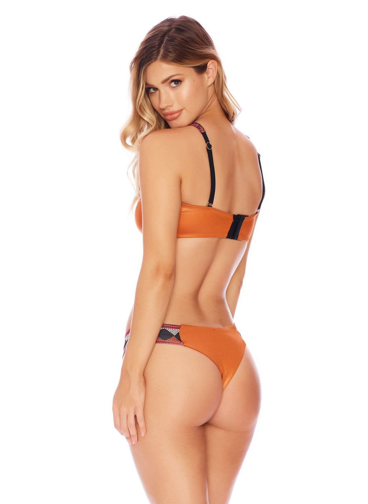 Reversible Orange/Pink Kettington - Semi Brazilian