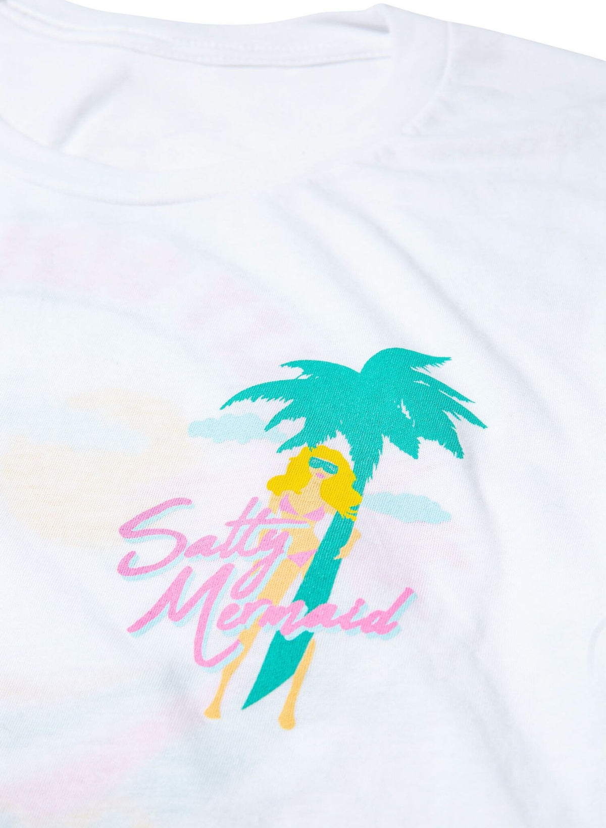 Salty Girls Club Triblend Tee