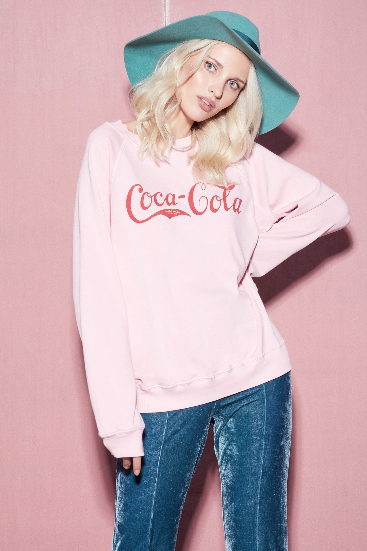 Vintage Coca-Cola Sommers Sweatshirt - Salty Mermaid Swim