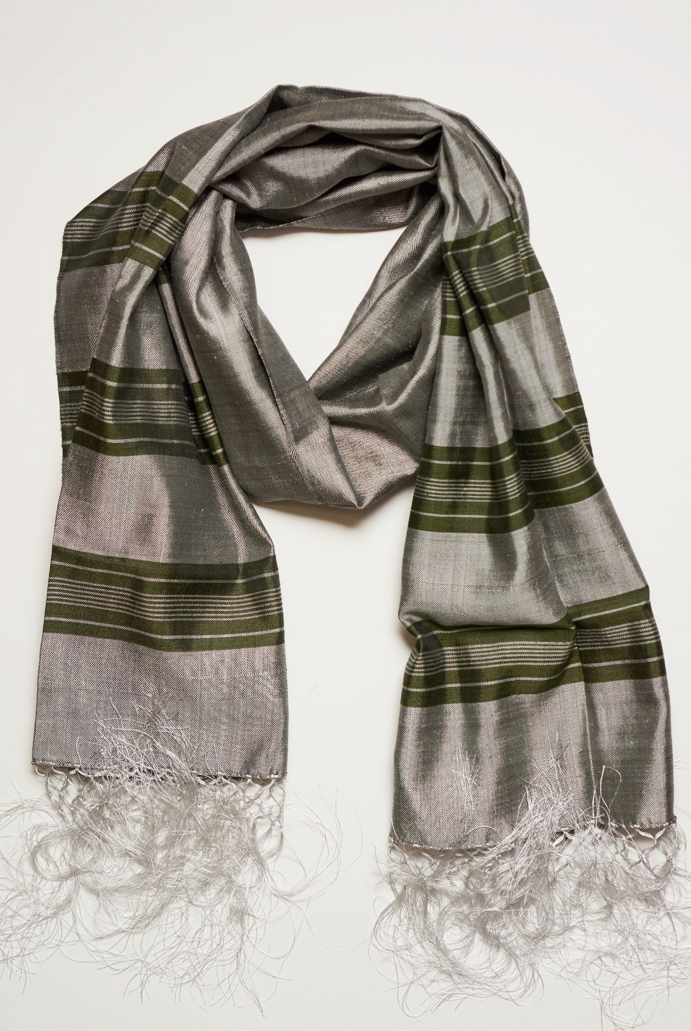 Gray Silk - Assorted Styles