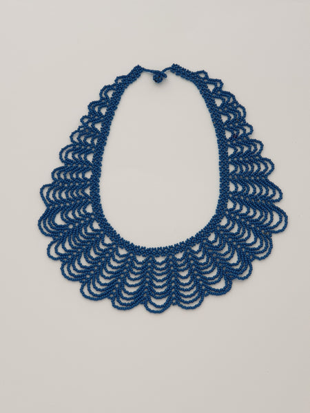 Blue Renda Necklace - Pretty Pink Jewellery