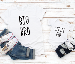 Big Bro T-Shirt | Children Sizes
