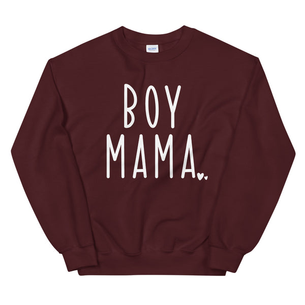 Boy Mama Sweatshirt