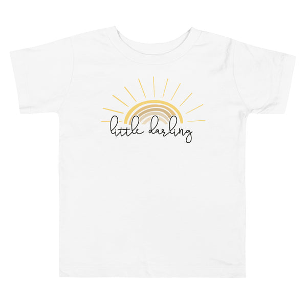 Little Darling Baby Bodysuit or Toddler Shirt