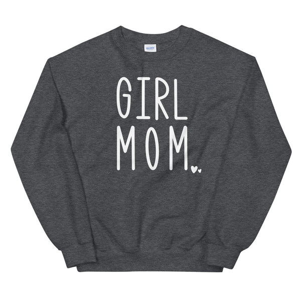 Girl Mom Sweatshirt