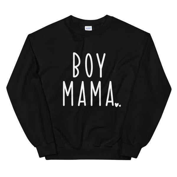 Boy Mama Sweatshirt | Cyber Monday Sale 25% Off