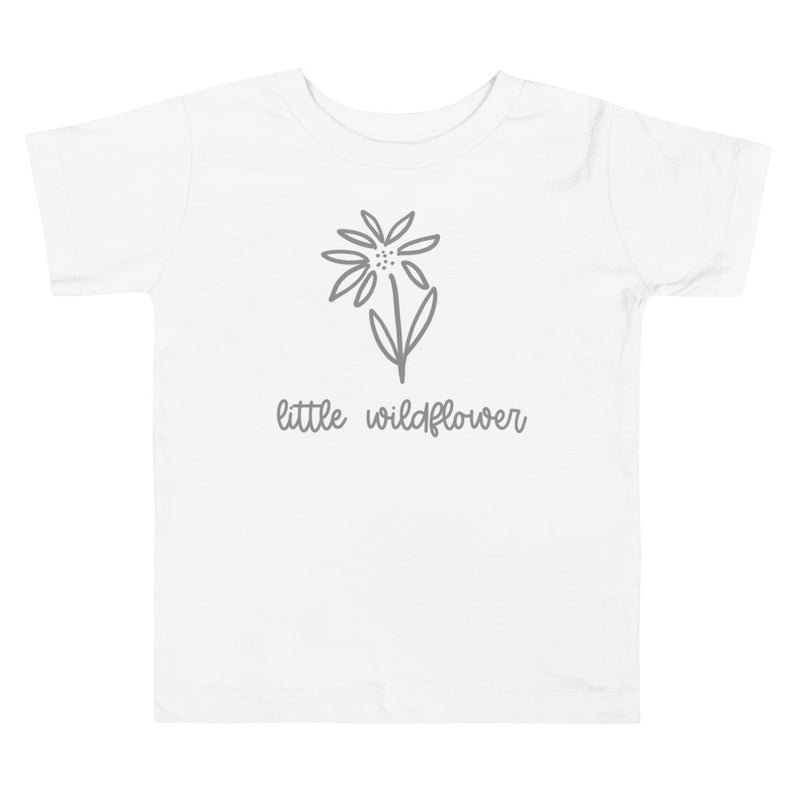 Little Wildflower Baby Bodysuit or Toddler Shirt | Matching Shirts, Baby Onesie, Mommy and Me Outfit, Mom and Baby Shirt