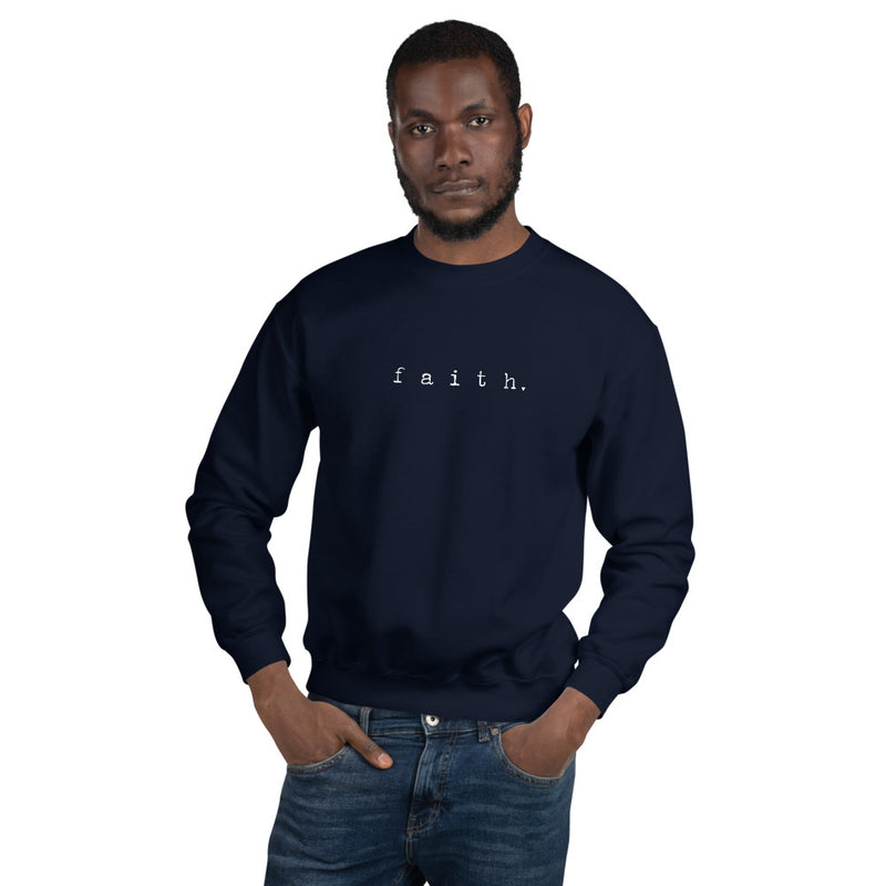 Faith Sweatshirt