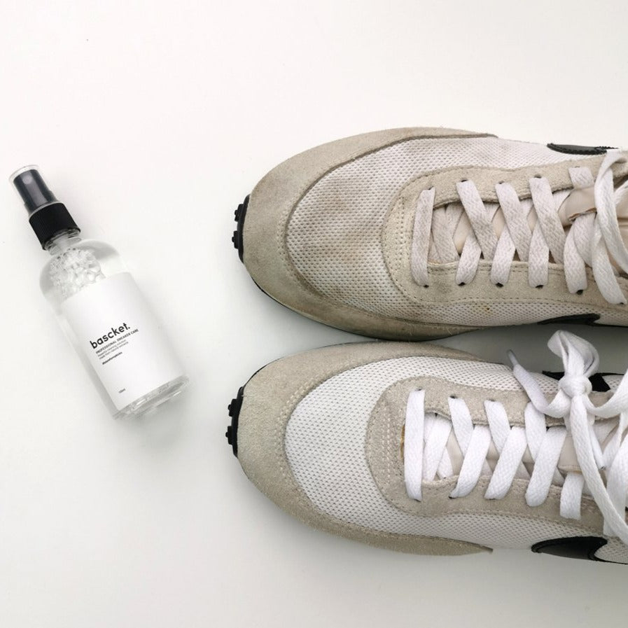 Spring Sneaker Cleaning Kit (For All Types Of Materials)