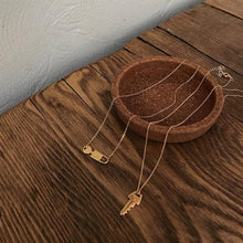 Load image into Gallery viewer, Riley - Key Lock Pendant - aalto-store