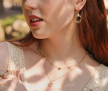 Load image into Gallery viewer, Tessa - Bead and Star Necklace