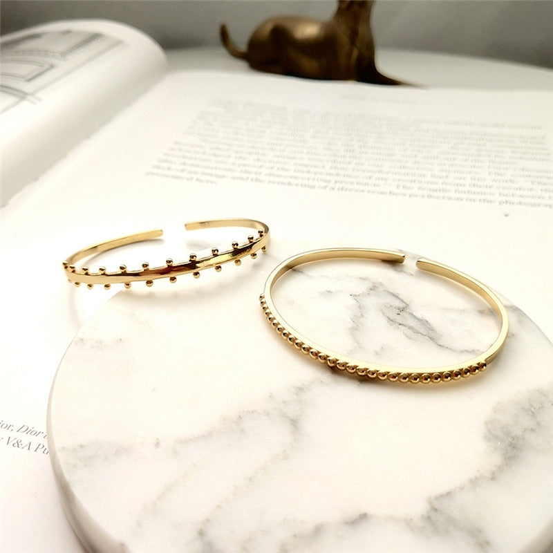 Elena - Dotted Bangles - aalto-store