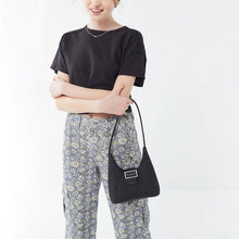Load image into Gallery viewer, Claire - Canvas Shoulder Bag