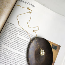 Load image into Gallery viewer, Sunny - Golden Necklace - aalto-store