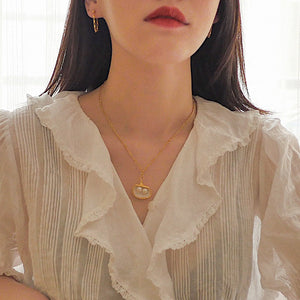 Willow - Pearl Shell Necklace - aalto-store