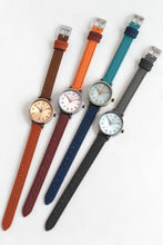 Load image into Gallery viewer, Sally - bicolored leather watch