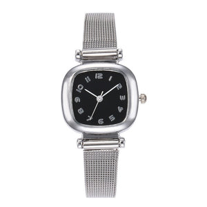 Sophia - Square Mesh Watch