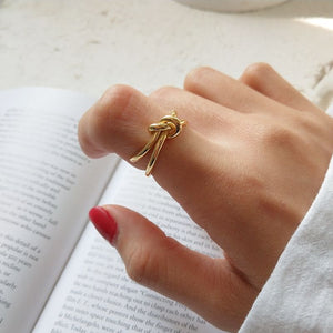 Sloan - Knot Ring