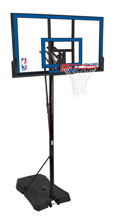 Spalding NBA Gametime Portable Transparent