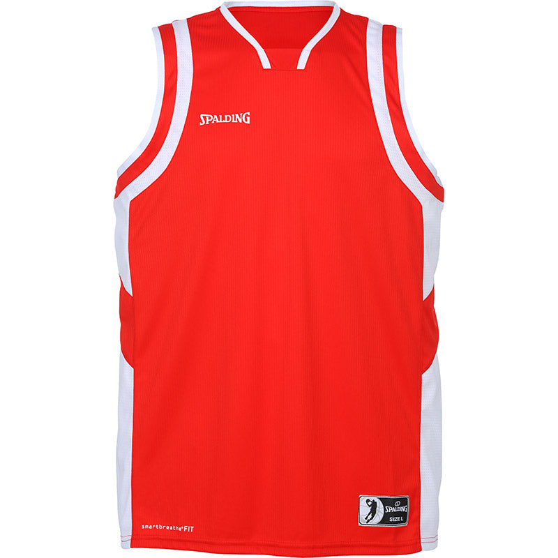 Spalding All Star Basketball Kit Red White