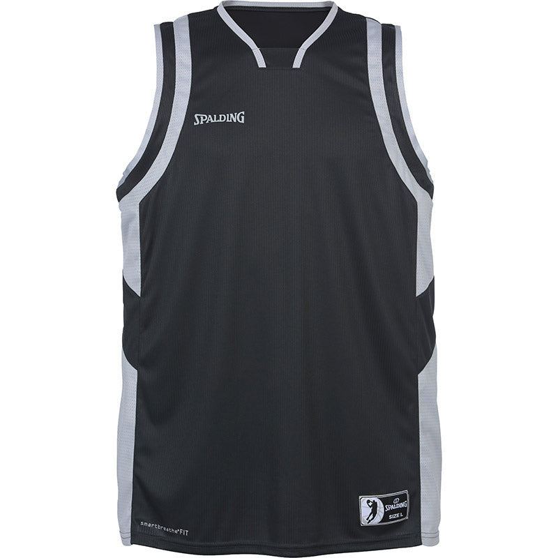 Spalding All Star Basketball Kit Anthra Silver Grey