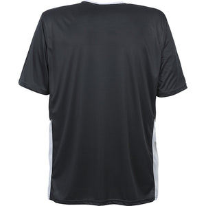 Spalding All Star Shooting Shirt White Silver Grey