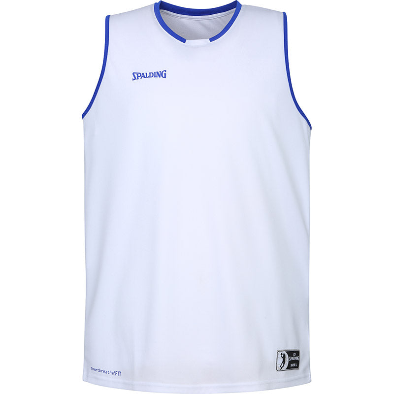 Spalding Move Basketball Kit White Royal