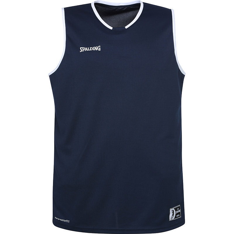 Spalding Move Tank Top Navy/White