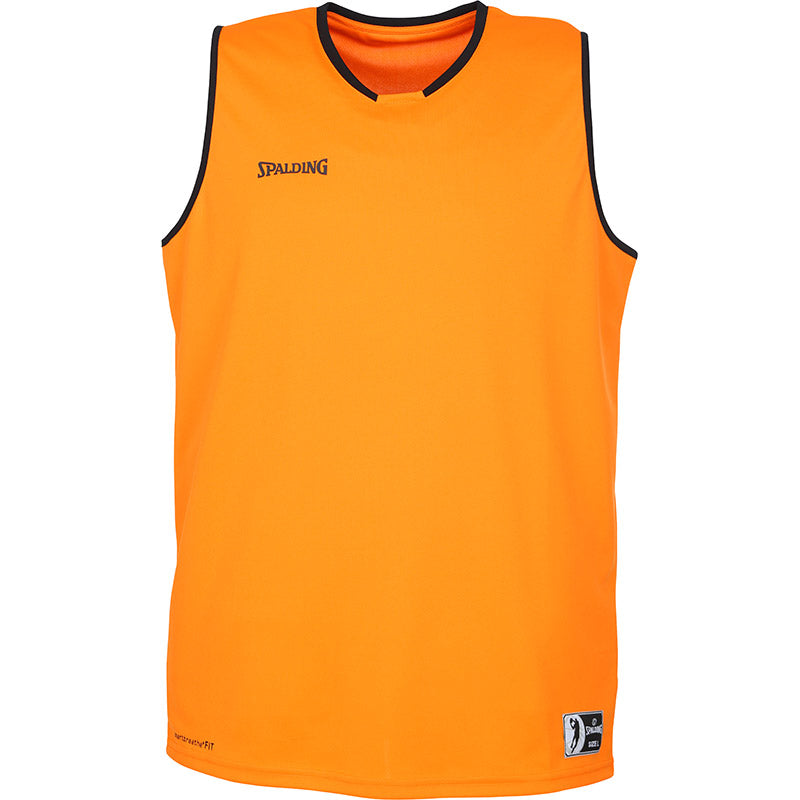 Spalding Move Basketball Kit Orange Black