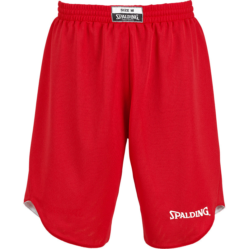 Kids Spalding Doubleface Set Red White