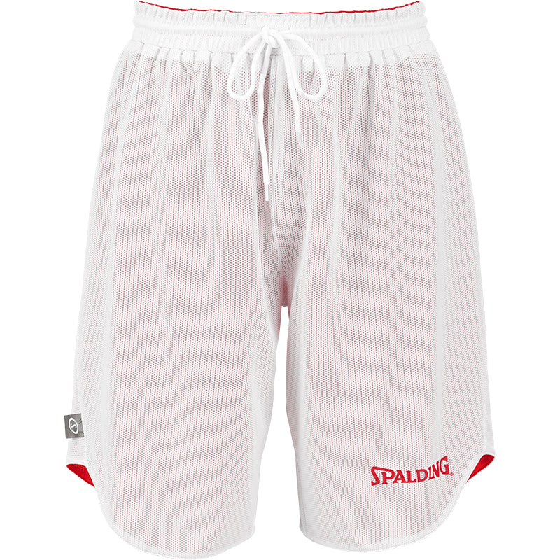 Young Adults Spalding Doubleface Set Red White