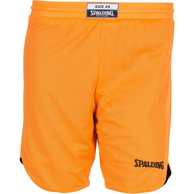Kids Spalding Doubleface Set Orange Black