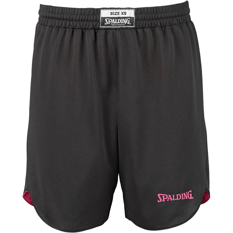 Young Adults Spalding Doubleface Set Black Pink