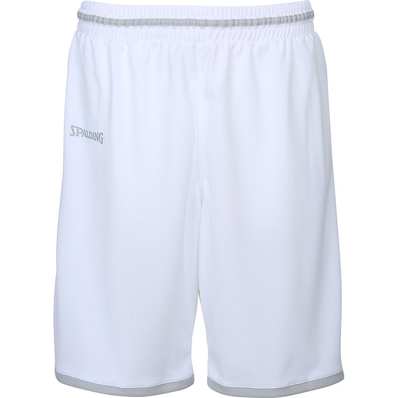 Spalding Move Basketball Kit White Silver Grey