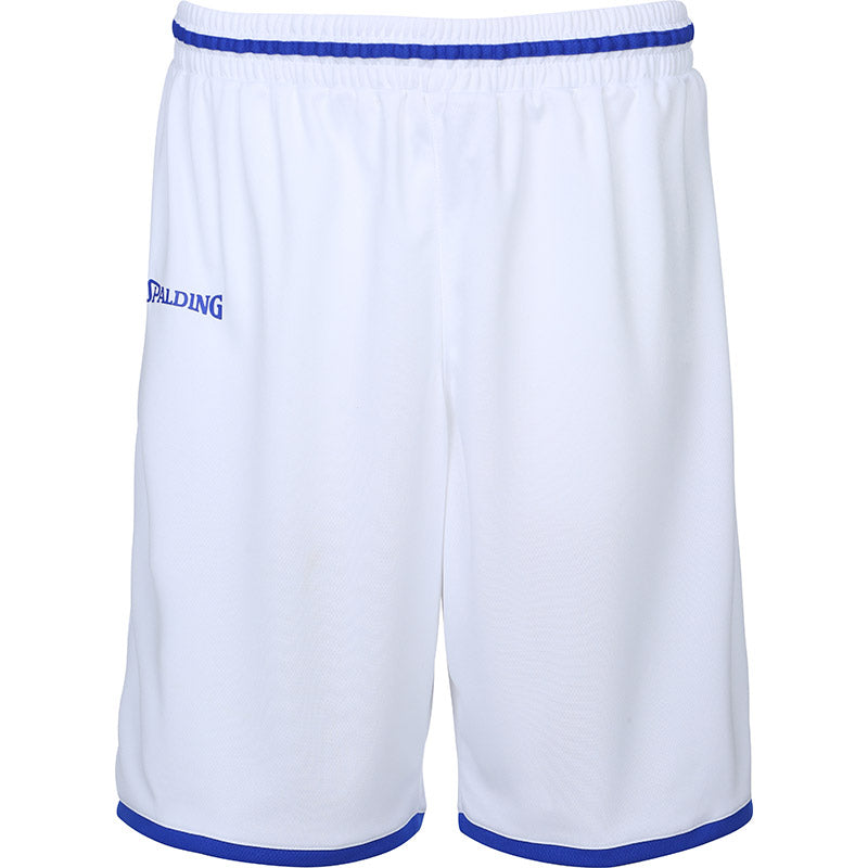 Spalding Move Kids Basketball Kit White Royal