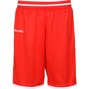 Spalding Move Kids Basketball Kit Red White
